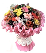 Gerbera daisies - Happiness Bouquet