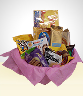 Cakes & Chocolates - Delicious Chocolates Basket
