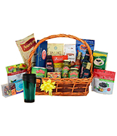 Christmast Basket - Delicious Christmas Basket