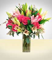 Lilies - Special Day Arrangement