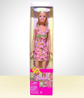 Kids - Blue Dress Doll