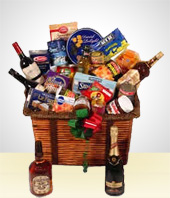 Christmas Baskets - Hyper Gift Basket