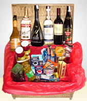 Gift Baskets - Ultra Plus Gift Basket