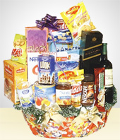 Christmas Baskets - Ultra Gift Basket