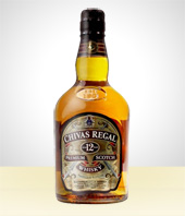 Wines & More - Chivas Regal Whisky, 12 Years. 750 cc.