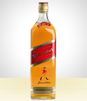 Wines & More - Jhonny Walker Whisky,  Red Label. 1000 cc.