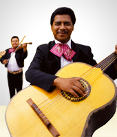 Gifts for Men - Mariachis Serenade
