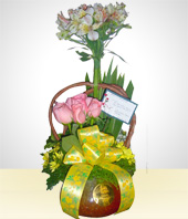Wedding - Deluxe Flower Arrangement