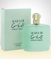 Beauty Products - Acqua Di Gió - Armani