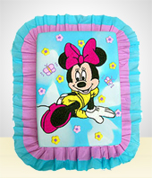 Children Birthdays - Minnie Mouse Birthday Cake -20 Servings