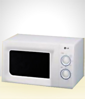 Appliances - LG 19L Manual Microwave Oven