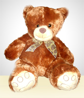 Plush Toys - Brown Bear