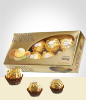 - Ferrero Rocher Chocolate Box