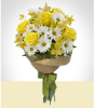 Birth - Yellow Bouquet