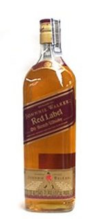 Wines and More - Jhonny Walker - Red Whisky