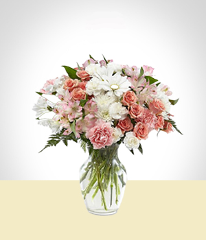 Send Flowers to :  Prosperity Bouquet