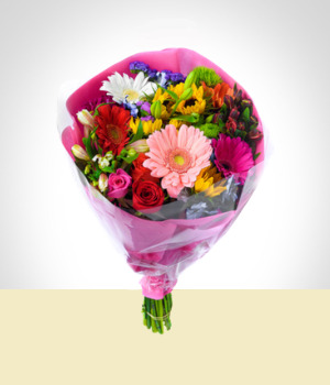 Send Flowers to :  Floral Mix