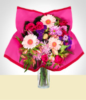 Occasions - Smile Flower Arrangement