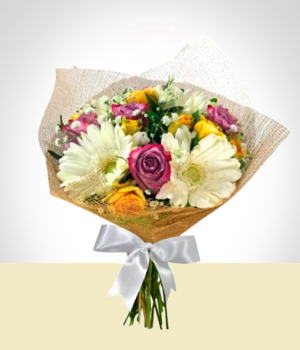 Send Flowers to :  Surprise Bouquet Mix