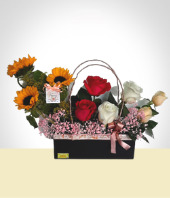 Mother's Day - Floral Gift