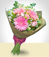 Flowers - Freshness bouquet
