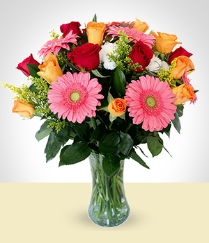 Send Flowers to :  Endless Love
