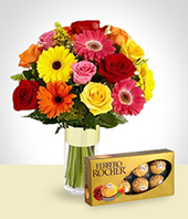 Spring Flowers - Wonderful Love Set