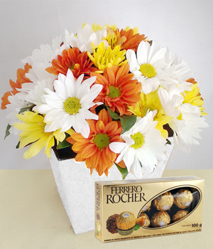 Flowers in a pot - Pack: Loving you even more