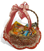 More Gifts - CHOCOLATE BASKET