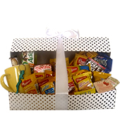 More Gifts - Breakfast for him Basket