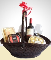 Christmast Basket - Basket for lovers