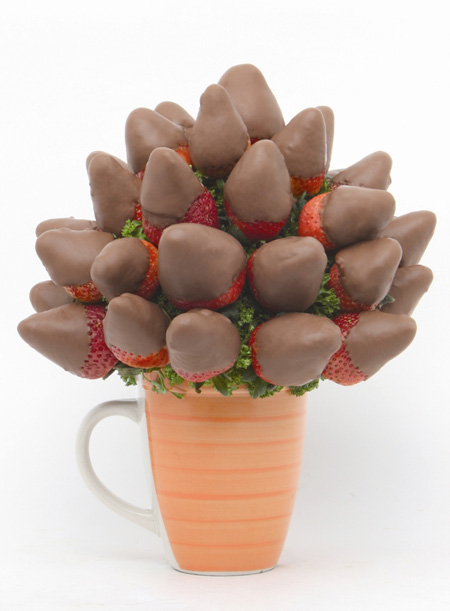 Send Flowers to :  Sweet temptation - Small