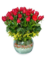 Flower Arrangements - Romance Bouquet