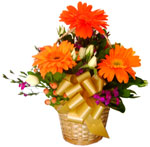 Flower Arrangements - Small Paradise