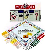 Kids - Table Game - Monopoly