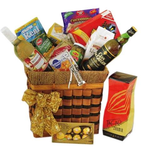 Gifts for Men - Christmas Basket 8