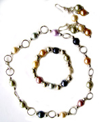 Jewelry - Multicolor necklace set