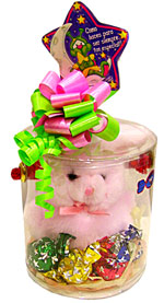 Cute Gifts - Bunny Small Arrangement