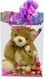 Plush Toys - Sweet soft toy bear